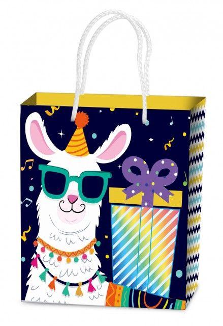Пакет подарочный (16x16x7)