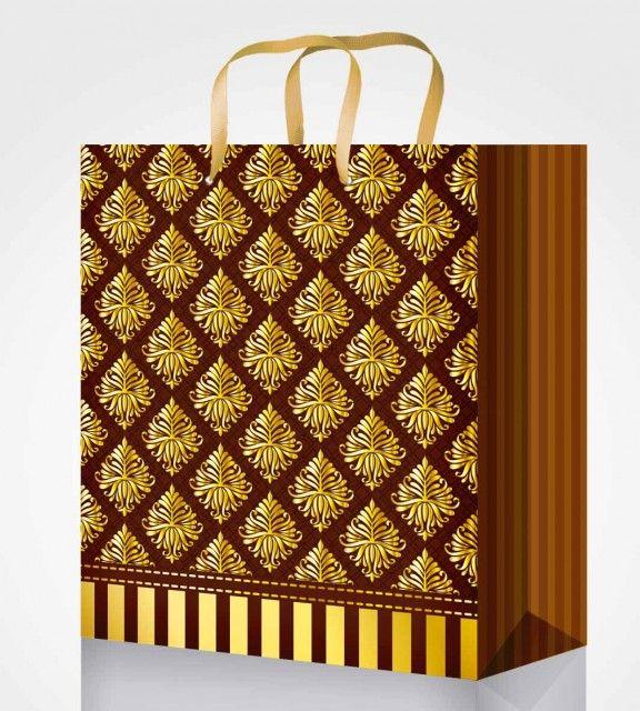 Пакет подарочный (18x23x10)